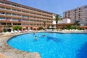 Blanes pool hotel jugendreise