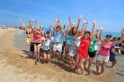 Strand-meer-malgrat-jugendgruppe