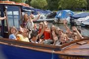 Christchurch-bootsfahrt-teilnehmer-england