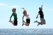 Jump-strand-england-jugendreise