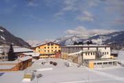Club kitzsteinhorn im winter