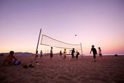 Beachvolleyball-action-strand-jugendreise