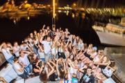 Rimini party snep partyboot