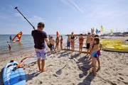 Groemitz-einweisung-windsurfen-jugendreise