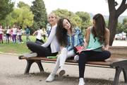 Park lernen freunde frankreich