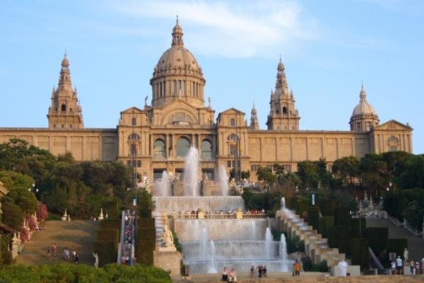Font Mgica Barcelona